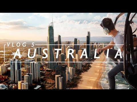 WONDERS of the GOLD COAST, Australia - Mikevisuals vlog