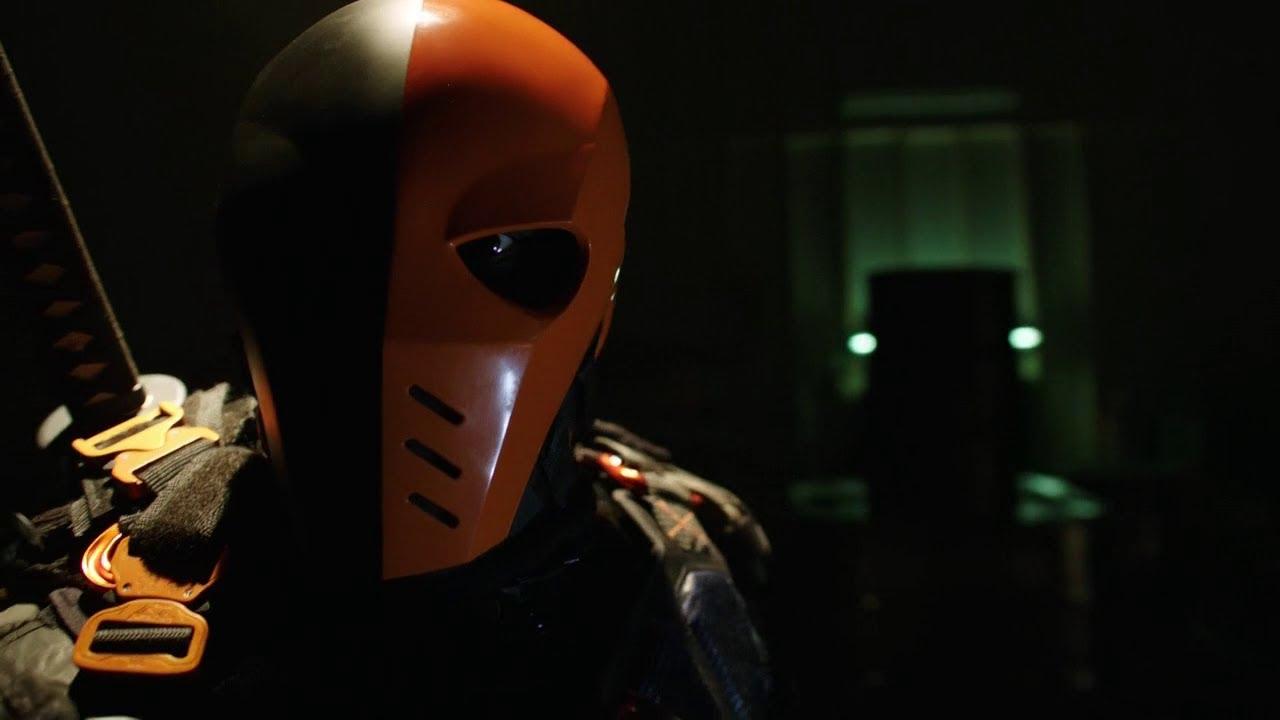 Slade Wilson Deathstroke Smallville Deathstroke  Slade Wilson