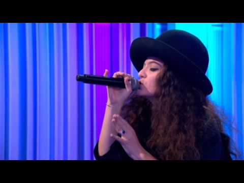 Lorde Team BBC One Show 2014