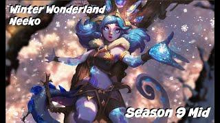 League of Legends: Winter Wonderland Neeko Mid Gameplay