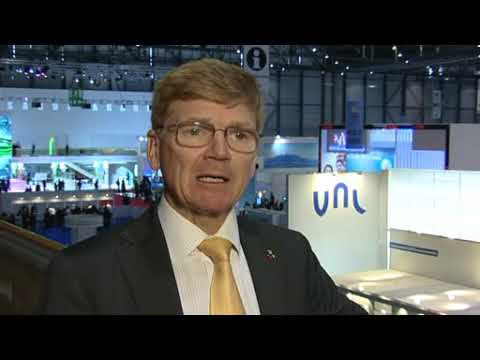 ITU TELECOM WORLD 2009: Alan Horne, Bahrain
