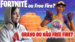 Fortnite or Free Fire? Discussion before victory!