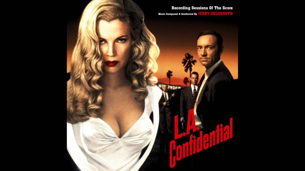 Image result for l a confidential poster