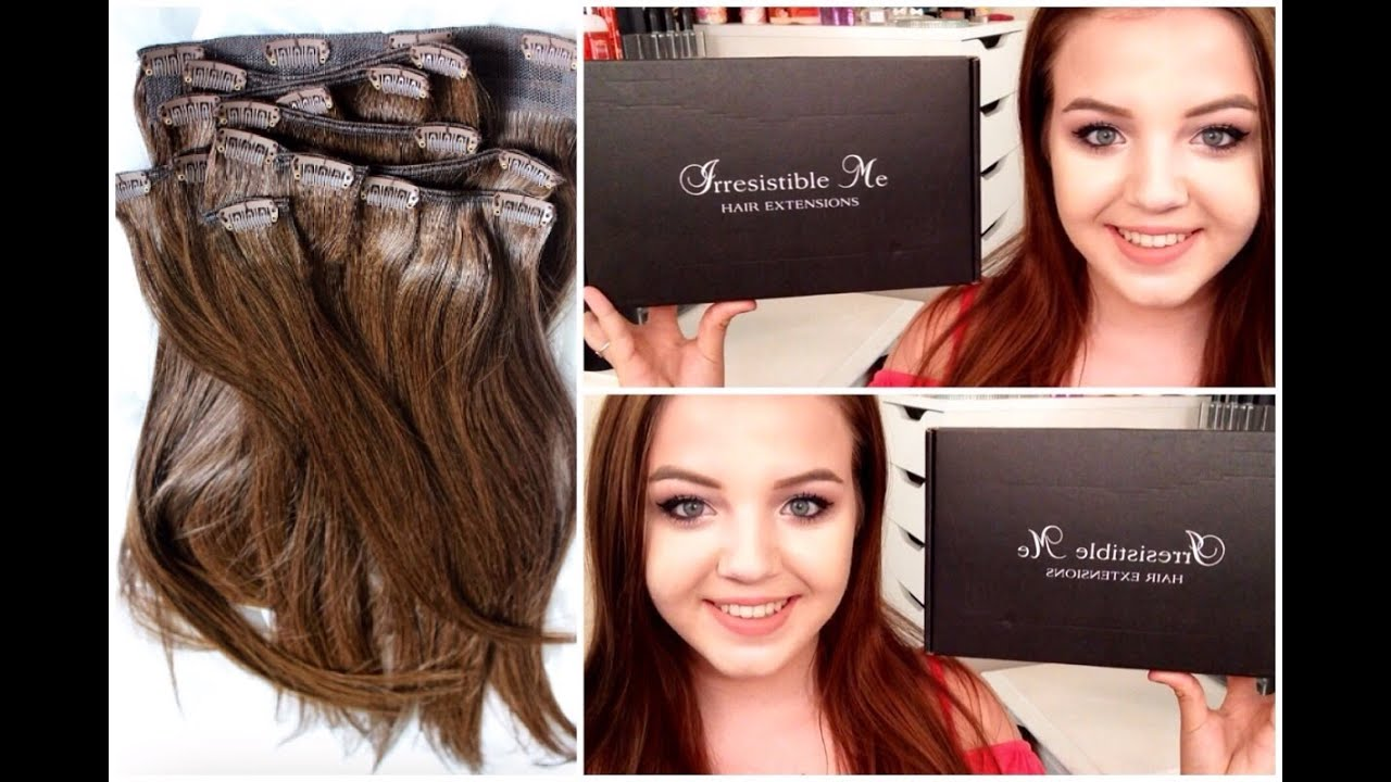 Irresistible me hair extensions review tips youtube irresistible me hair extensions review tips pmusecretfo Image collections
