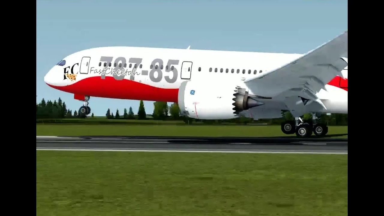 Highlight: P3DV4 3 QualityWings 787-900 by FastCheetah702