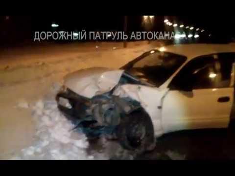 ДТП Ачинск мост объездная
