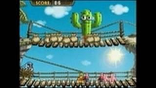 Pogo Island Nintendo DS Gameplay - Poppit