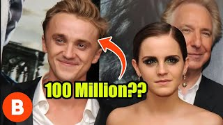 Harry Potter: Highest Paid Actors Ranked