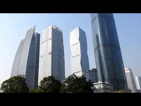 Guangzhou, the future city