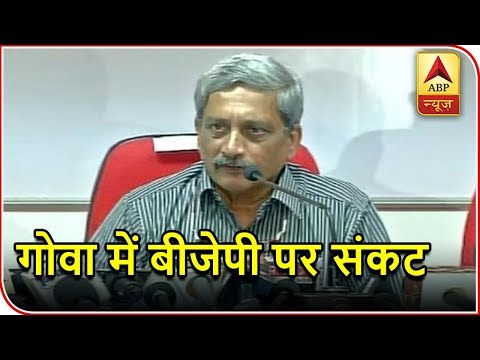 Namaste Bharat: Manohar Parrikar Falls Ill, Congress Claims To Form Govt In Goa  ABP