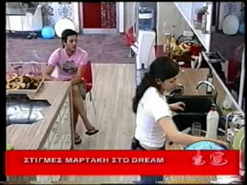 Kostas Martakis - DreamShow History (1rst Appearance / Moments / Withdrawal)