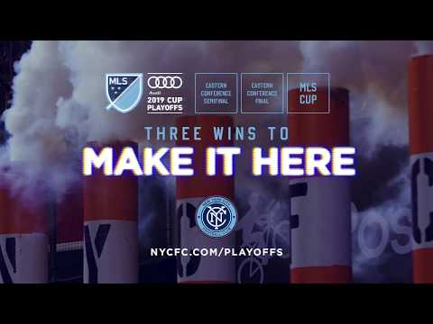 Make it Here | 2019 Audi MLS Cup Playoffs