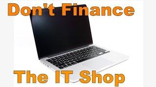 The IT Shop 005: Don