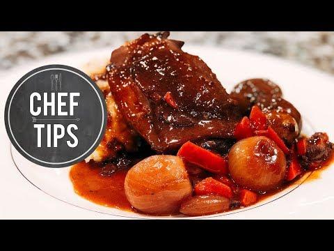 Easy Coq au Vin Recipe