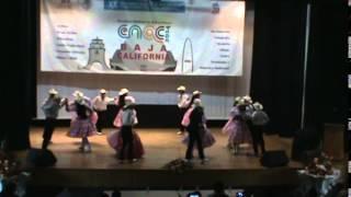 Xochipilli l ENAC Fase Estatal 2014