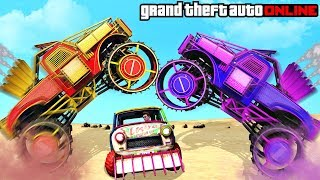 GTA 5 - ARENA WAR RAGEFEST (GTA Online Funny Moments & Fails)
