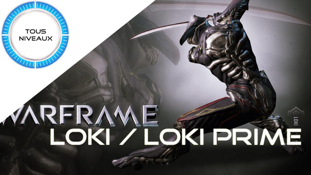 how to play loki warframe