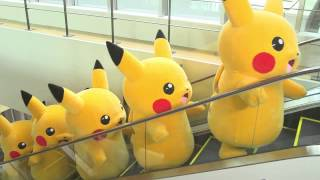 ATTACK ON PIKACHU!! PIKACHU