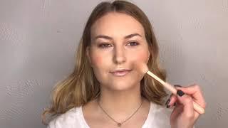 Свадебный макияж в карандашной технике