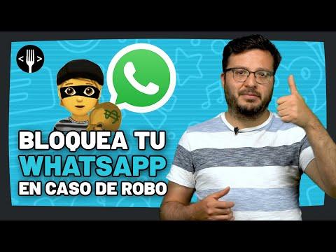 Como bloquear mi WhatsApp si me robaron el celular |  Código Espagueti al Servicio de la Comunidad