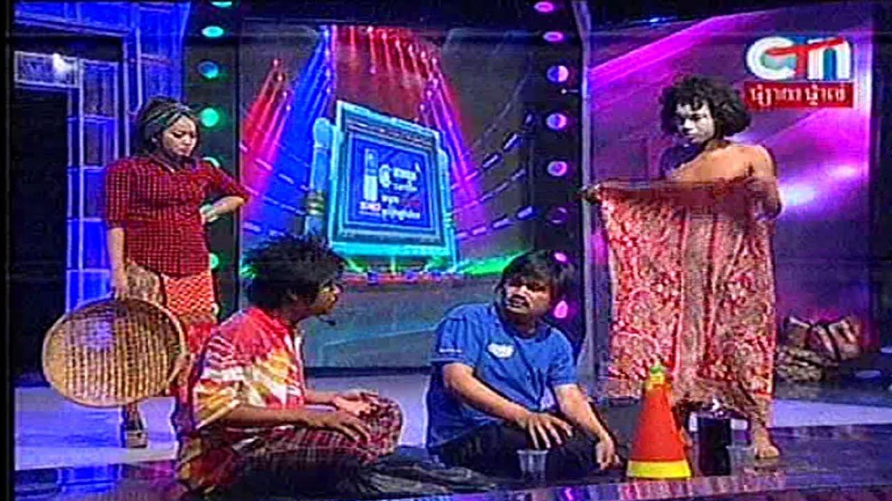 Download Khmer comedy Peakmi comedy CTN comedy -nis hrey kam del sang-CTN-on 22-06-2014