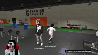 NBA 2k19 | STREAKING ON 2s ALL NIGHT!! ~ 90 OVERALL GRIND!!