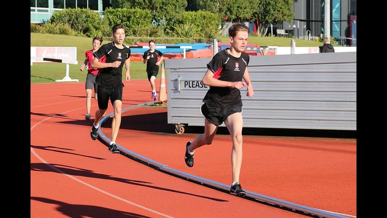 Intermediate Boys 1500m Time Trial 22 September 2020