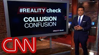 John Avlon clears up the confusion over collusion |Reality Check with John Avlon