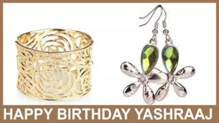 Yashraaj   Jewelry & Joyas - Happy Birthday