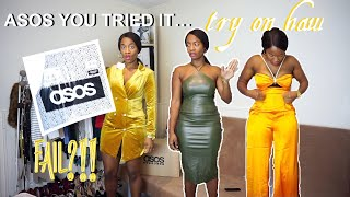 HUGE ASOS TRY ON HAUL + UNBOXING   FAIL?!!   FEBRUARY 2020