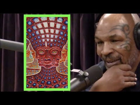 Mike Tyson on Doing DMT | Joe Rogan