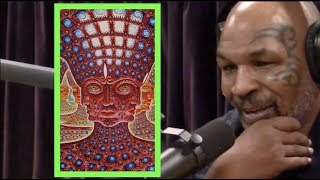 Mike Tyson on Doing DMT | Joe Rogan