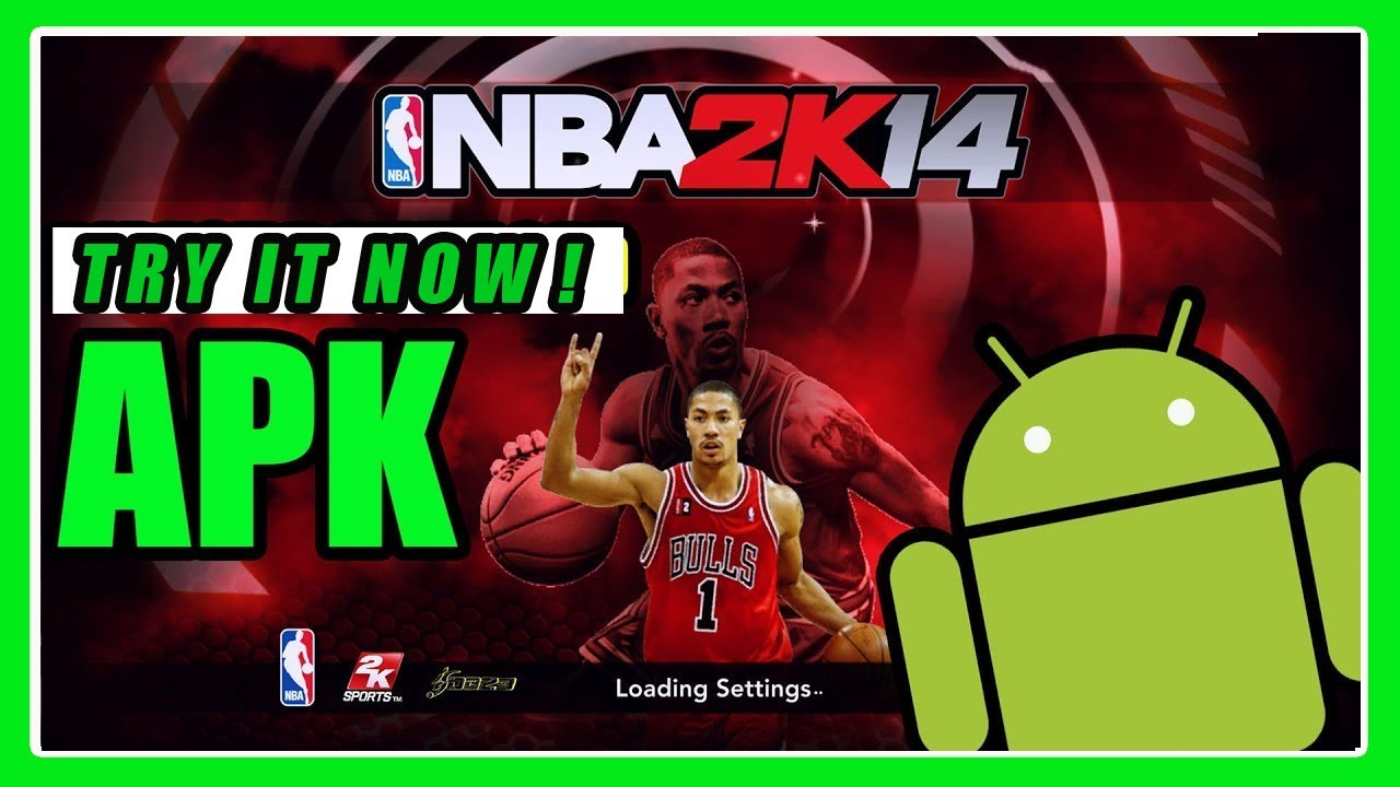 How to Download NBA 2k14 v1.0 apk OFFLINE INSTALLER (Direct Link) + Old Version Android Smartphone  #Smartphone #Android