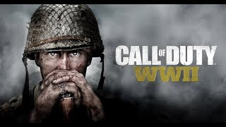 Call of Duty: WWII- Пробуем играть.