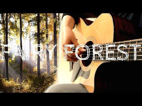 (Adrian Von Ziegler) Fairy Forest (Celtic Guitar)