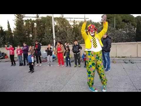 Clown RINGO a makam el chahid