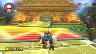 3DS DK Jungle - 1:57.788 - AS◆デイビッド (Mario Kart 8 World Record)