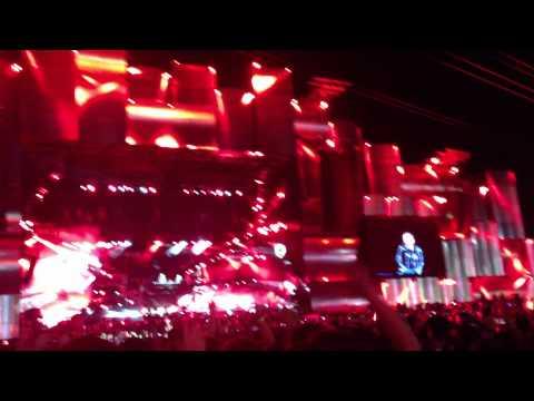 Ain't a Party - David Guetta - Palco Mundo Rock in Rio 2013