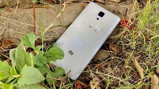 Restoration an abandoned Mi phone   Rebuild broken phone   Restore smart device