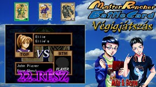 Monster Rancher Battle Card: Episode II (PS) Mikivel, 22. rész: A fangirl visszavág