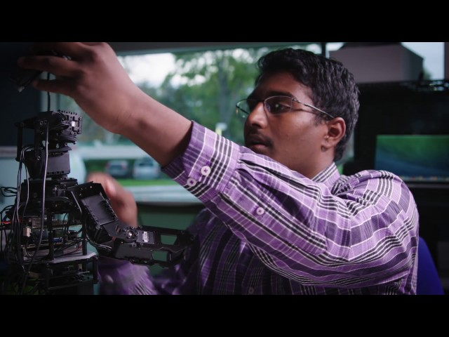 NVIDIA Jetson Partner Stories: Prat Prem Sankar (High School Intern)