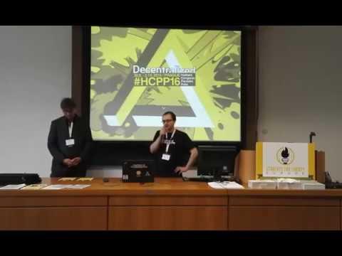 What is Paralelni Polis, why cryptoanarchy? (Pavol Lupták, Martin Šíp)