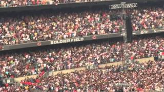 Grateful Dead 7/5/15 - Built to Last - Soldier Field Chicago