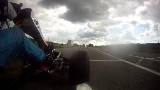 karting gopro