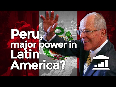 PERU, a new major power in LATIN AMERICA? - VisualPolitik EN