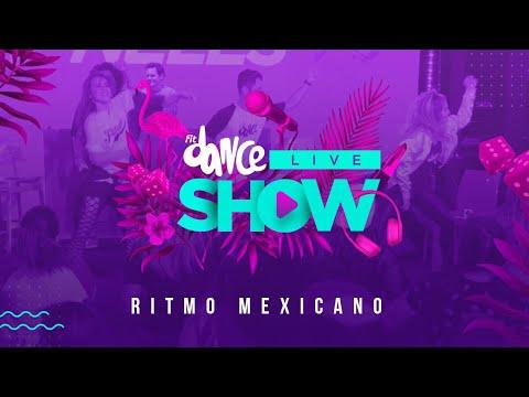 FitDance Live Show - Ritmo Mexicano - MC GW | (Coreografia) Dance Video