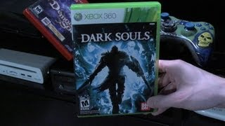 Dark Souls First Impressions Xbox 360 by Mike