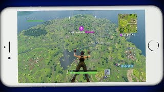 Fortnite ON MOBILE (DOWNLOAD IN DESCRIPTION)