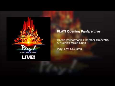 PLAY! Opening Fanfare Live mp3