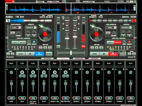 การ Remix เพลงด้วย Loop กลอง แบบง่ายๆ [Virtual DJ]